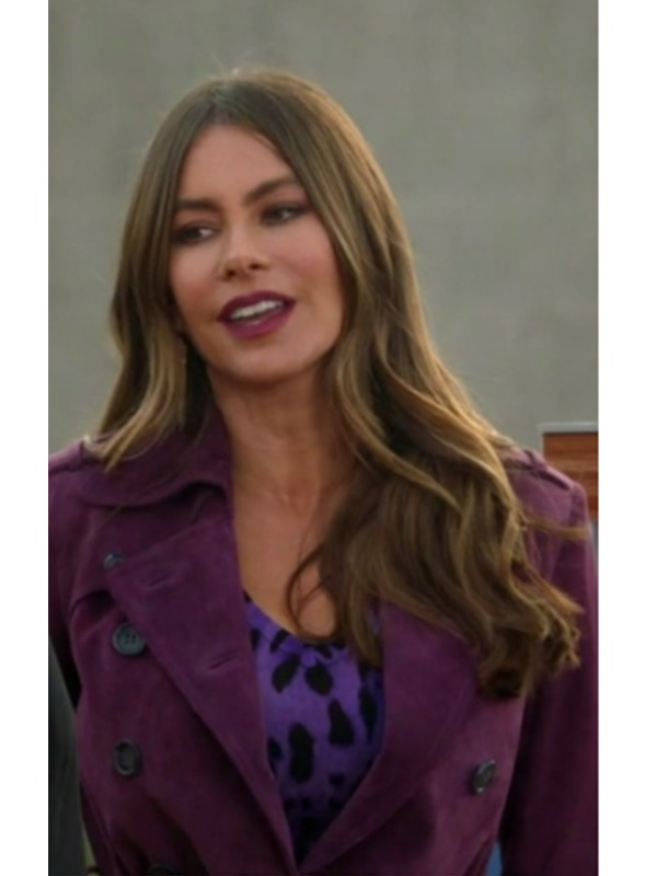 Modern-Family-TV-Series-Sofia-Vergara-Coat,