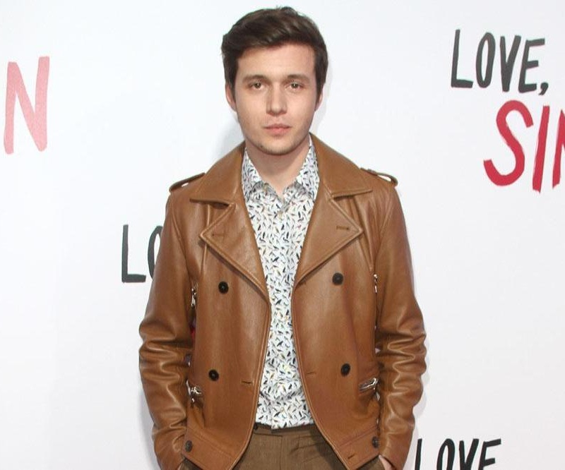 Romantic Comedy Film Love Simon Nick Robinson Jacket