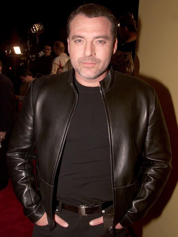 Actor Tom Sizemore Leather Jacket