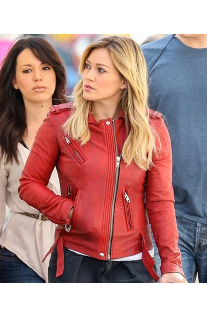 Younger Kelsey Peters Hilary Duff Jacket