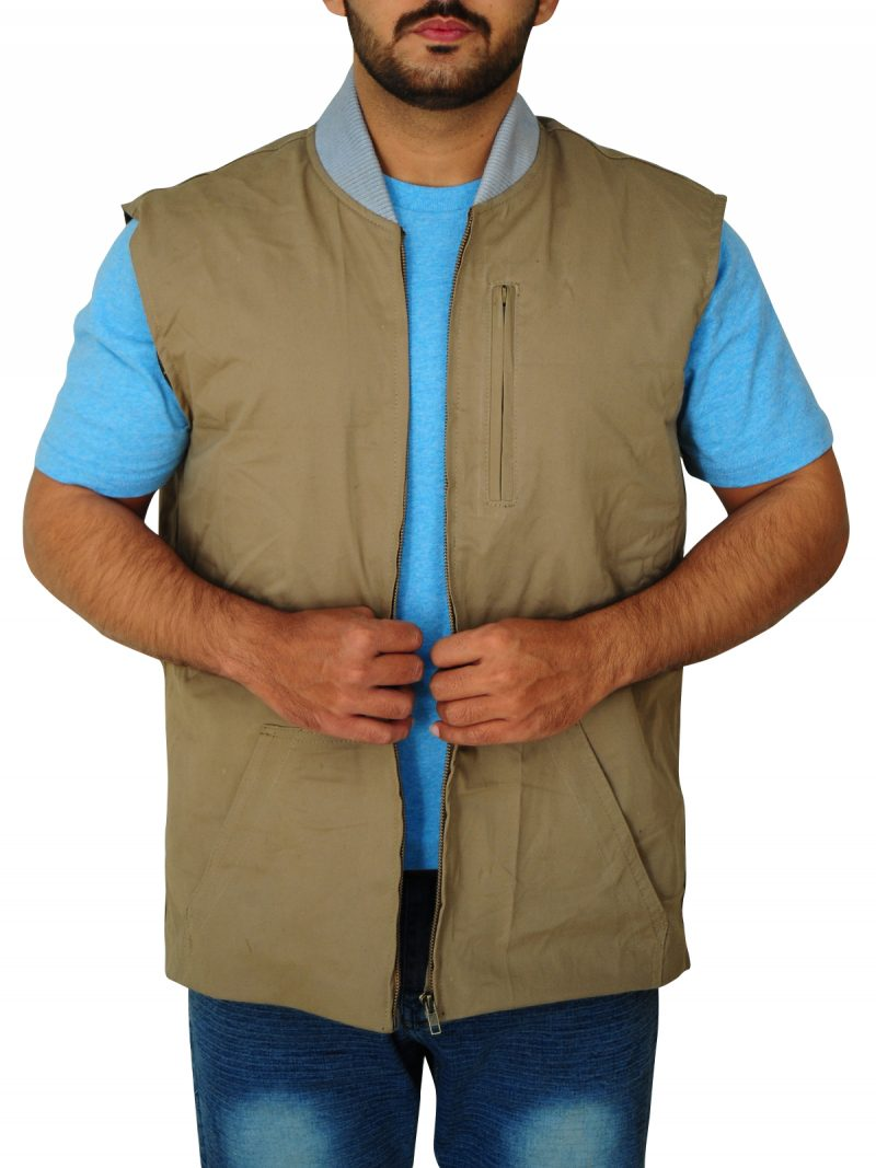 TV Series Yellowstone Luke Grimes Vest,