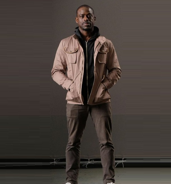 The Predator Traeger Sterling K. Brown Cotton Jacket