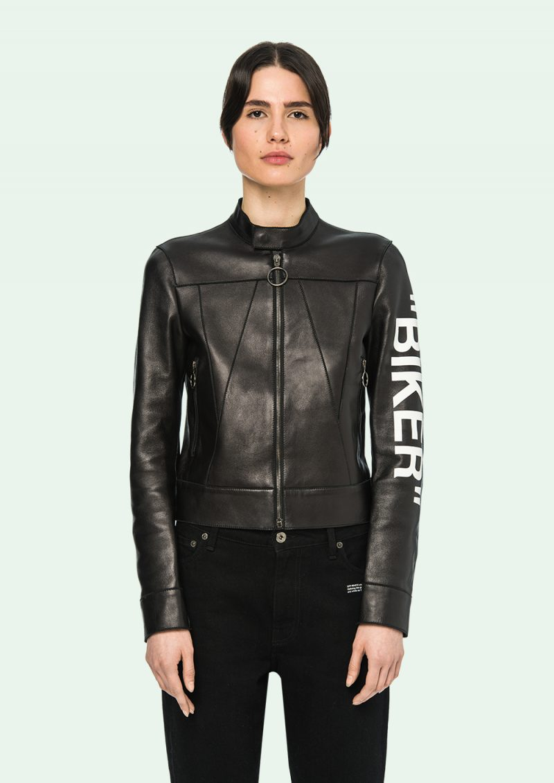 Women Stylish Biker Jacket