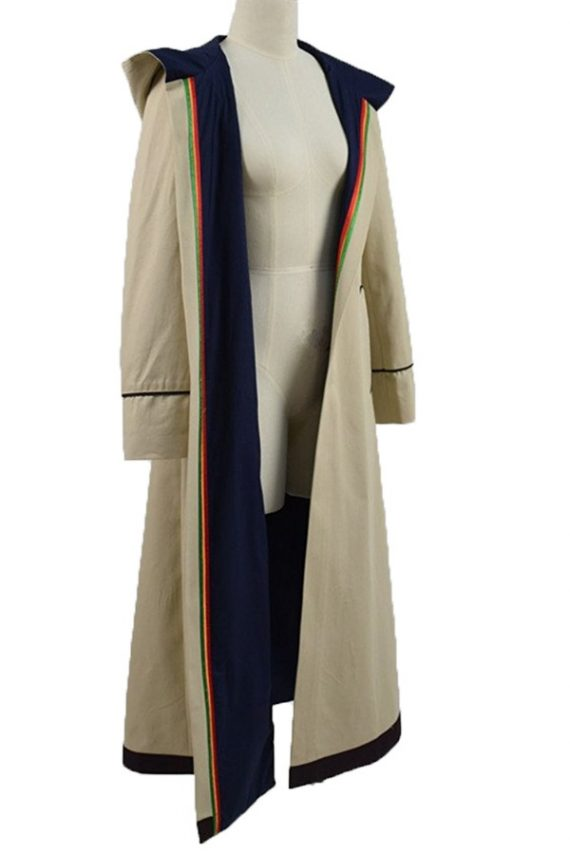 The Doctor Who Jodie Whittaker Cotton Coat