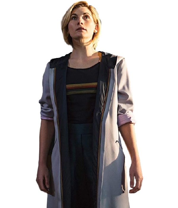 TV Series Doctor Who Jodie Whittaker The Doctor Coat