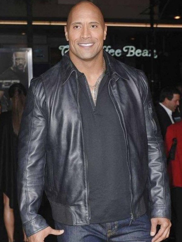 Dwayne-Johnson-Fast-Event-Leather-Jacket,