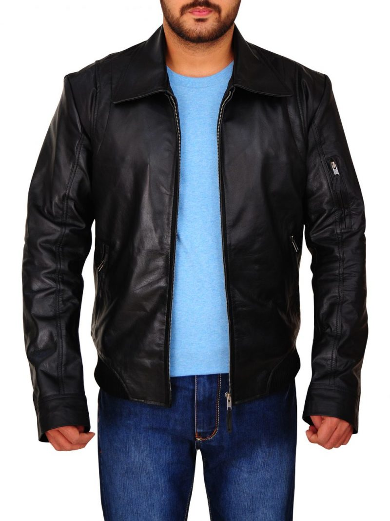 Dwayne Johnson Fast Five Event Jacket,