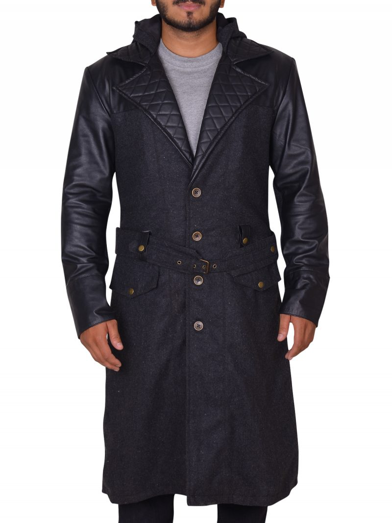 The Jacob Frye Assassin's Creed Syndicate Costume Coat