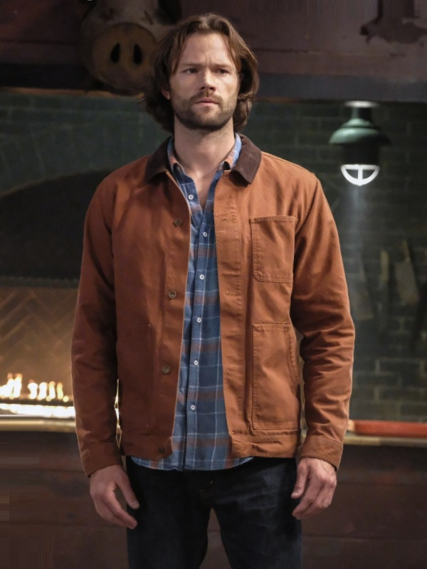 Supernatural Series Sam Winchester Jared Padalecki Jacket