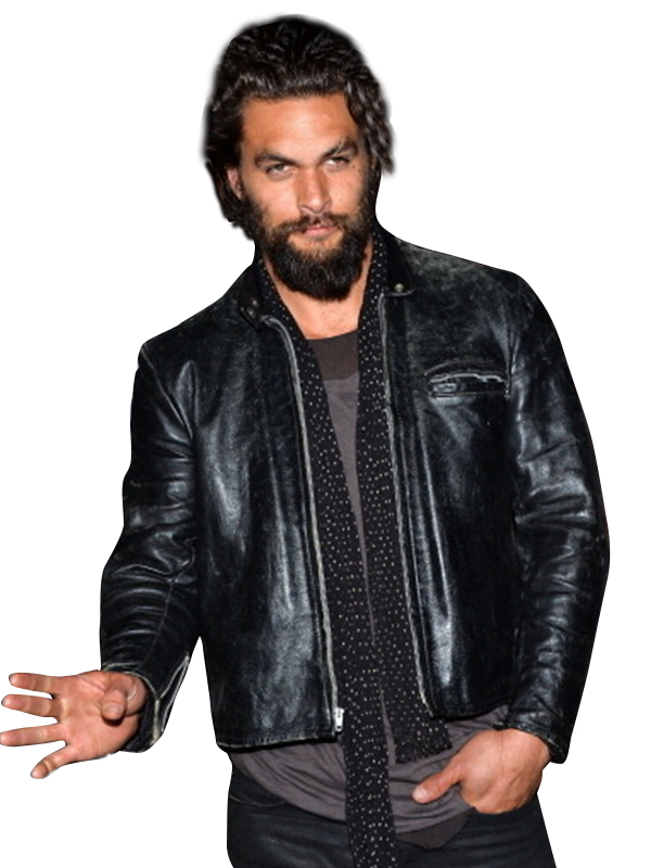 Jason Momoa Aquaman Jacket,