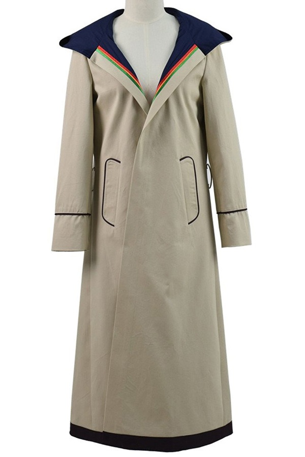 The Doctor Who Series Jodie Whittaker Hoode Coat