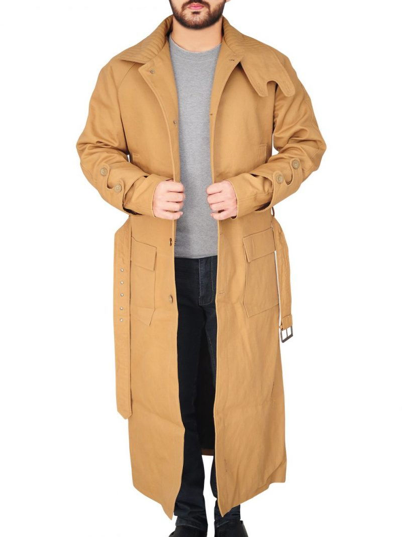 Rick Deckard Blade Runner Harrison Ford Coat,