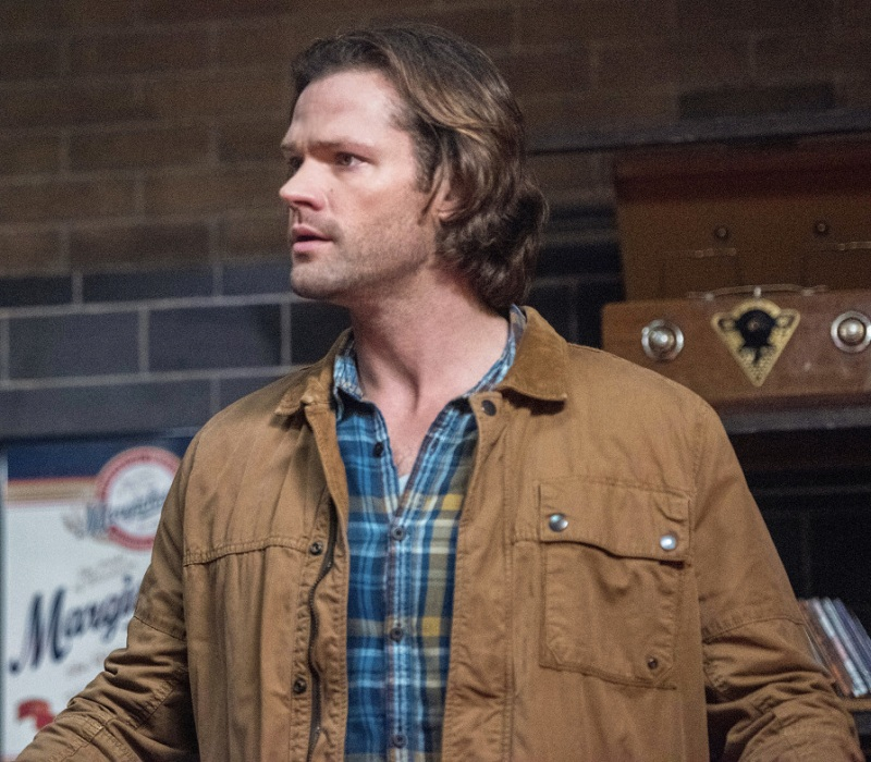 Supernatural Jared Padalecki Sam Winchester Jacket
