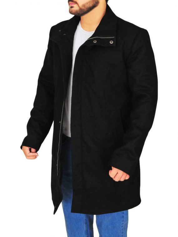 The Last Witch Hunter Kaulder Vin Diesel Wool Coat,