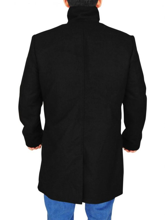 Vin Diesel The Last Witch Hunter Kaulder Wool Coat,