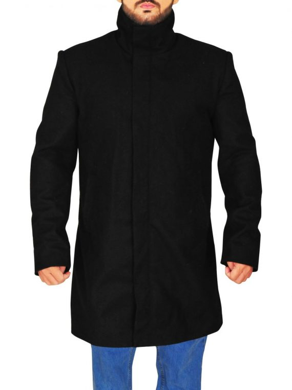 Vin Diesel The Last Witch Hunter Wool Coat,