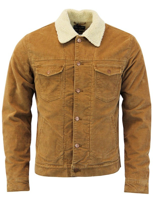 Corduroy Brown Jacket