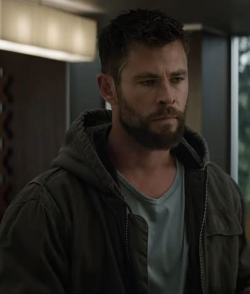 Chris Hemsworth Avengers Endgame Thor Hoodie