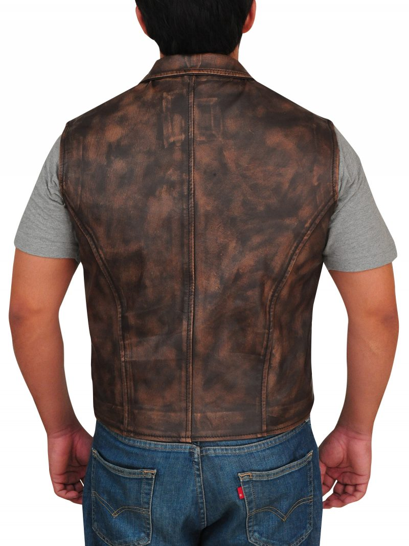 Anson Mount Brown Vest