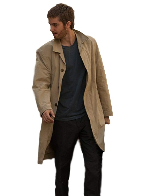 Romantic Movie One Day Dexter Jim Sturgess Coat