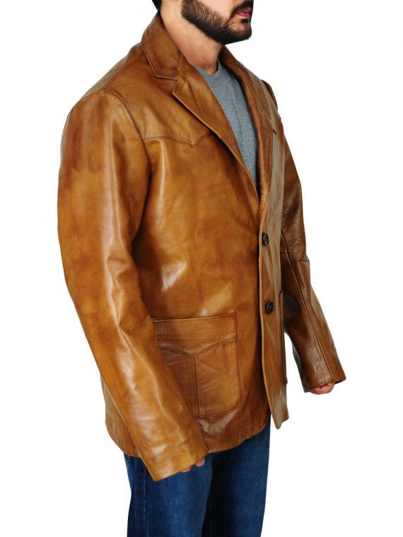 Once Upon a Time in Hollywood Rick Dalton Coat,