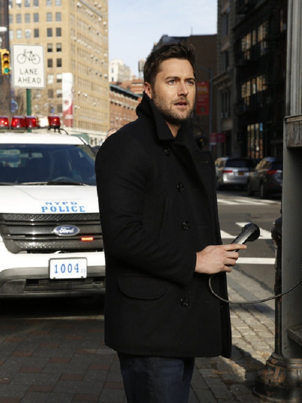 Ryan Eggold The Blacklist Redemption Tom Keen Coat