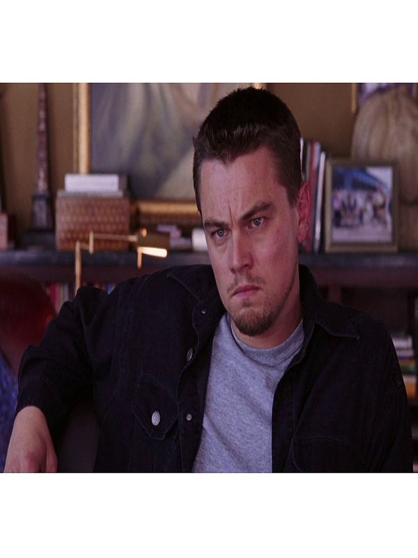 The Departed Billy Leonardo DiCaprio Jacket
