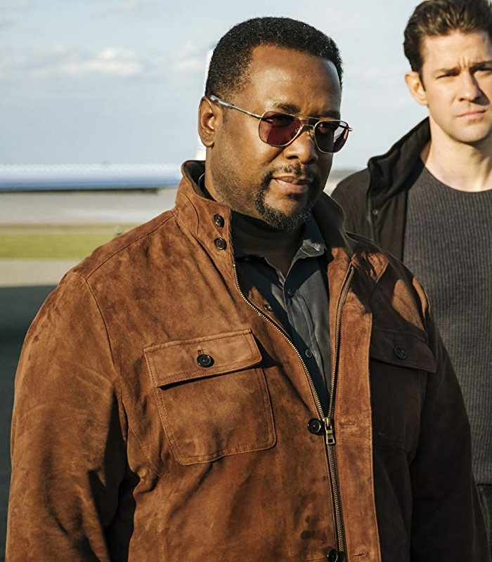 Tom Clancy's Jack Ryan James Greer Wendell Pierce Jacket