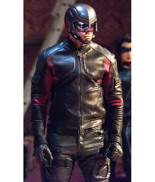Arrow Series John Diggle David Ramsey Jacket