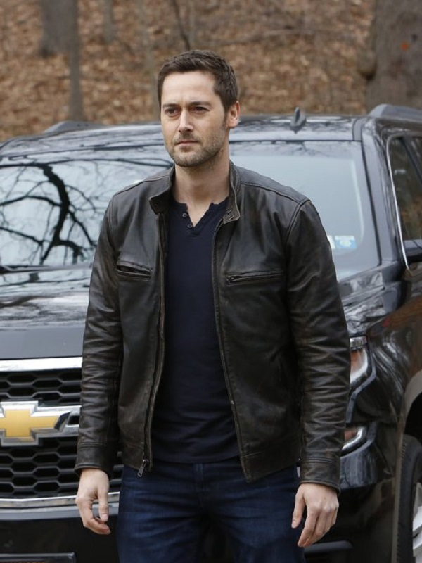 Ryan Eggold The Blacklist Redemption Tom Keen Jacket