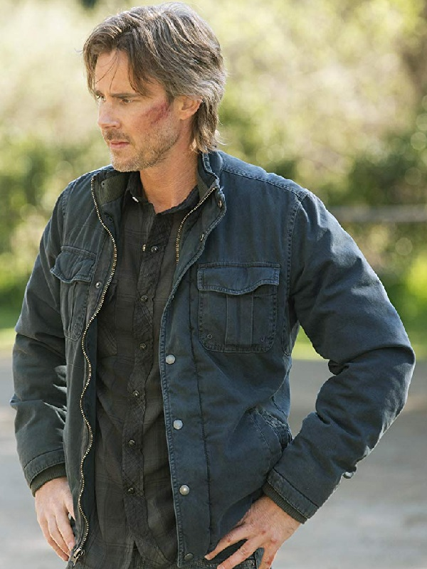 Sam Trammell True Blood Sam Merlotte Jacket