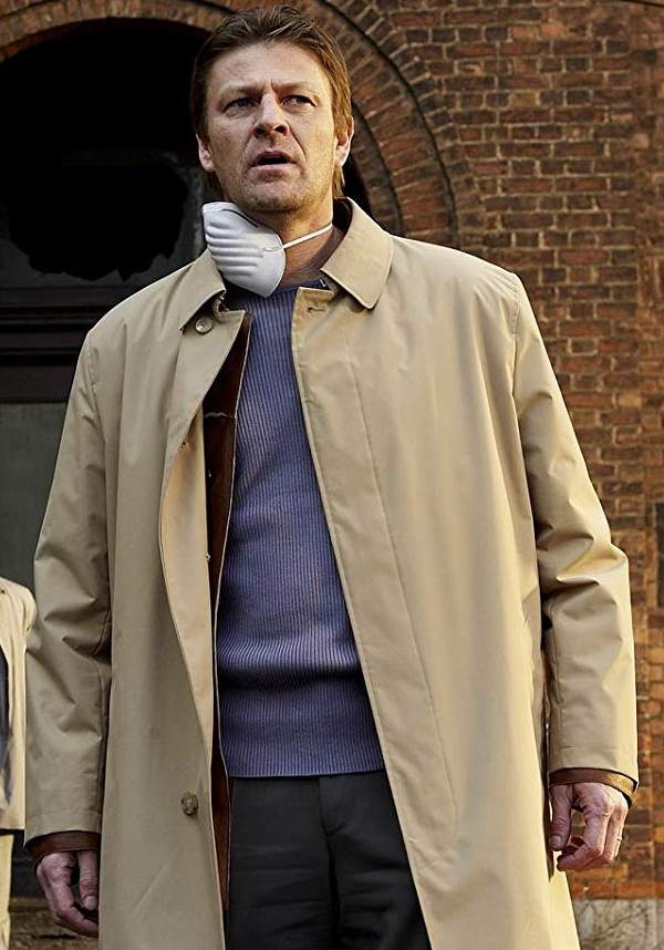 Silent Hill Revelation Harry Sean Bean Coat