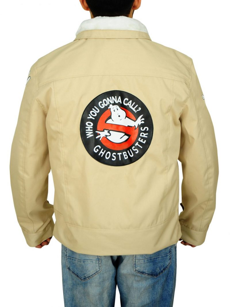 Dan Aykroyd Ghostbusters Cotton Jacket,