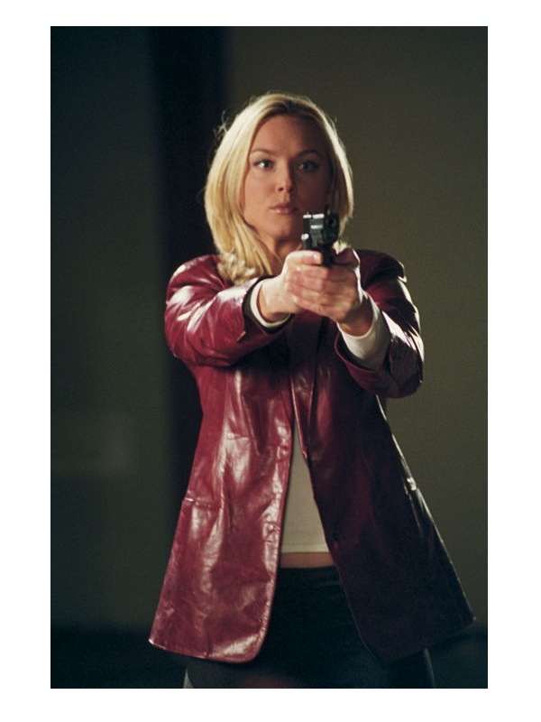 Angel Detective Kate Lockley Elisabeth Röhm Blazer Coat