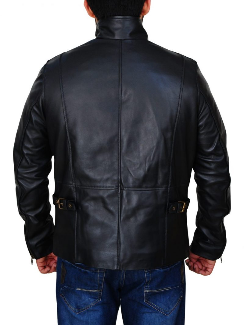Furious 7 Vin Diesel Black Jacket,