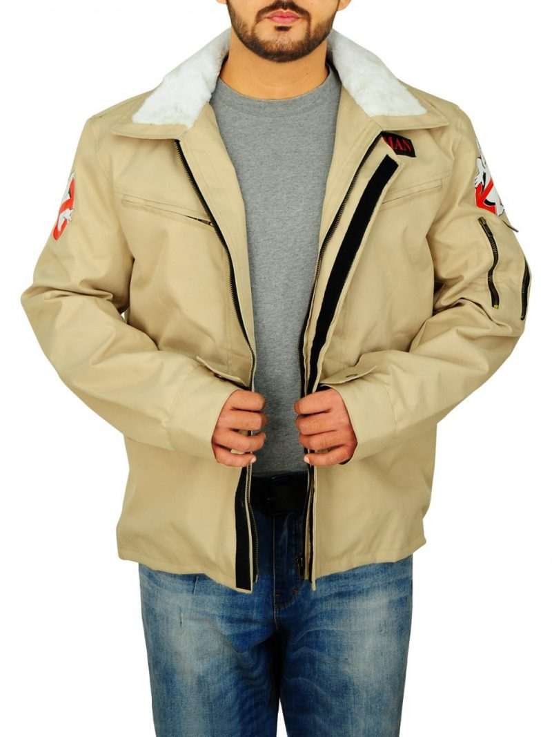 Ghostbusters Dan Aykroyd Cotton Jacket,