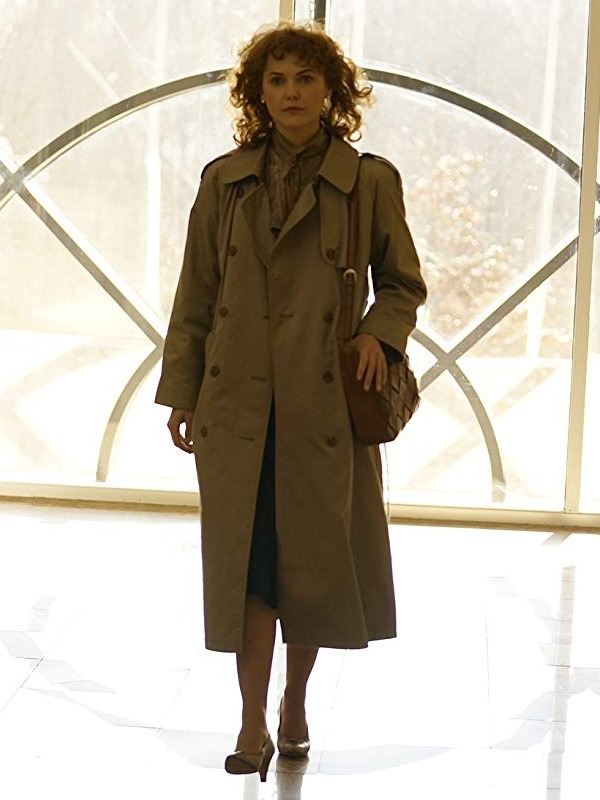 Keri Russell The Americans Trench Coat