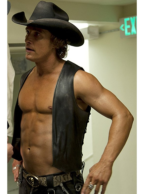 Matthew McConaughey Magic Mike Dallas Vest