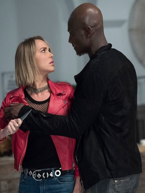Midnight Texas Lemuel Bridger Peter Mensah Black Jacket