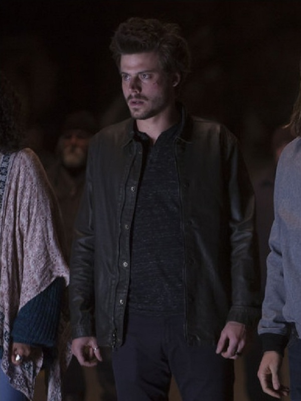 Midnight Texas Manfred Bernardo François Arnaud Jacket