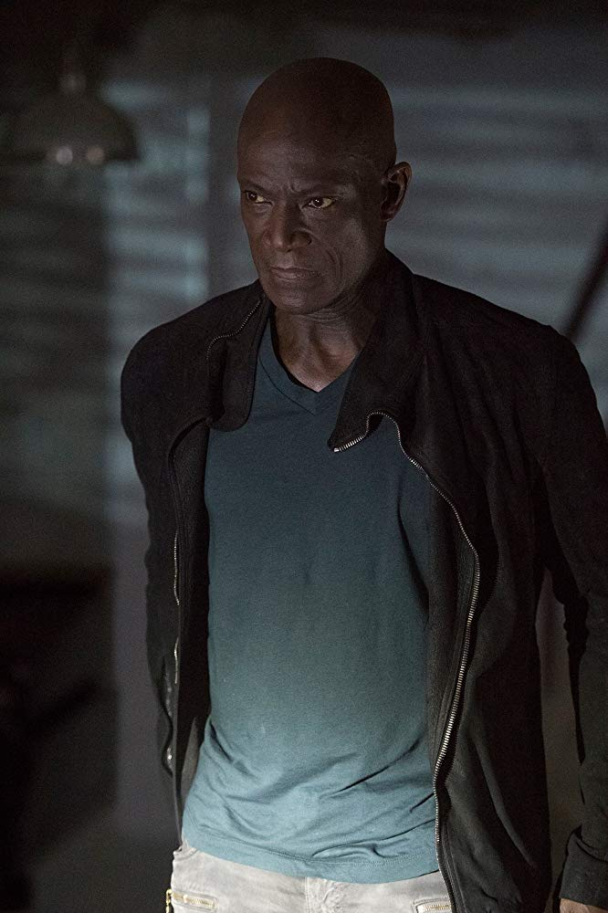 Midnight Texas Lemuel Bridger Peter Mensah Jacket