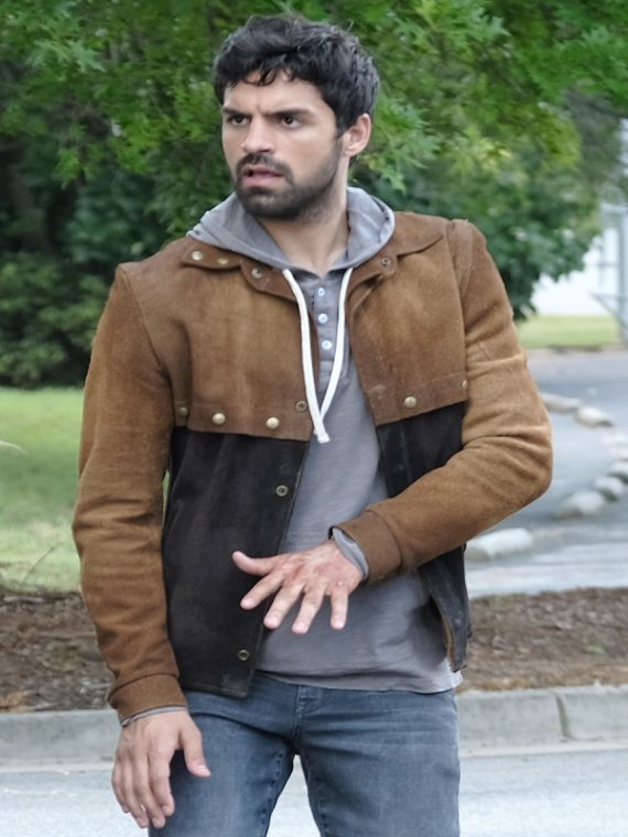 Sean Teale The Gifted Eclipse Jacket
