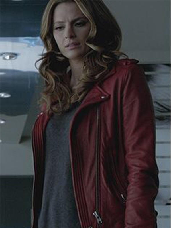 Stana Katic Castle Kate Beckett Jacket