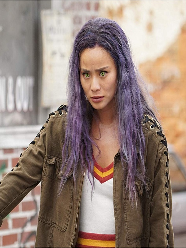 The Gifted Blink Jamie Chung Jacket