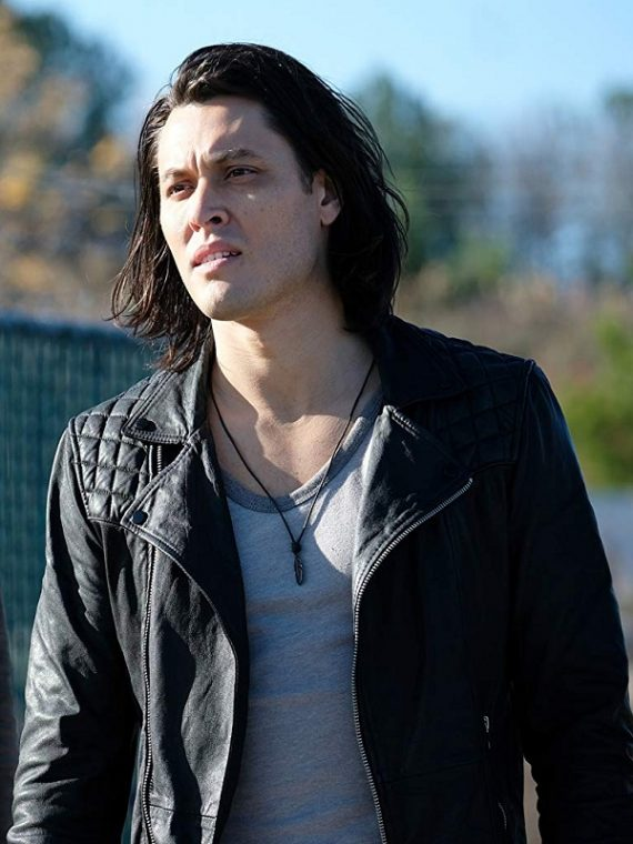 The Gifted John Proudstar Blair Redford Jacket