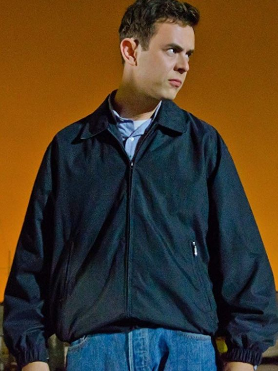 Dexter Travis Marshall Colin Hanks Bomber Jacket