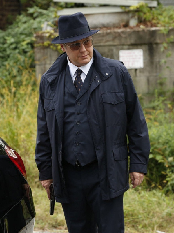 The Blacklist Raymond Reddington James Spader Jacket