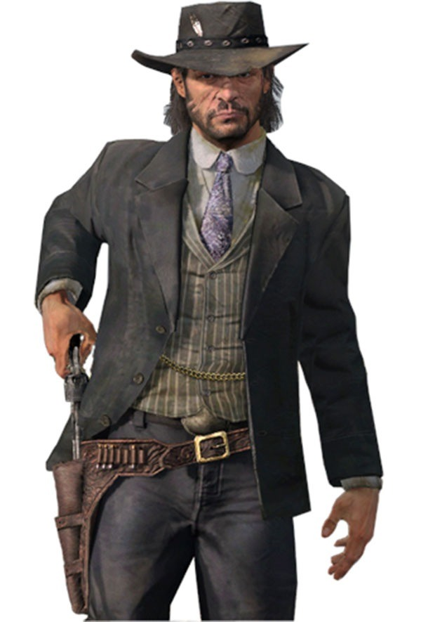 Red Dead Redemption 2 John Marston Coat
