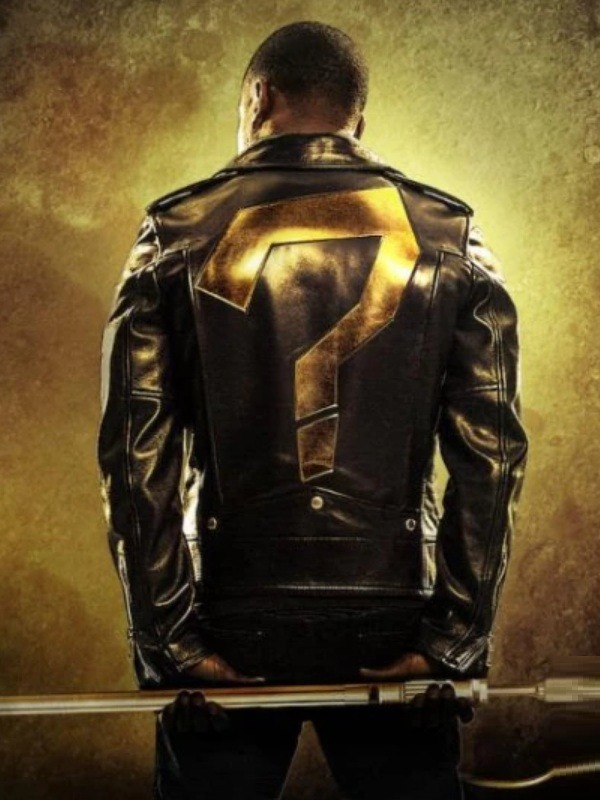 Kevin Hart What Now Tour Leather Jacket