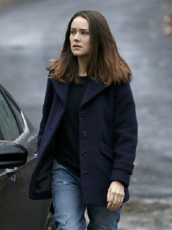 The Blacklist Elizabeth Keen Megan Boone Blazer Coat